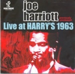 Joe Harriott Live at Harry's